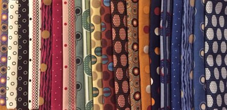 Scrappier Dots Fat Quarter Collection