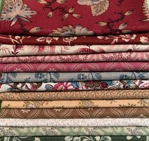 Sturbridge Village Anniversary Fat Quarters