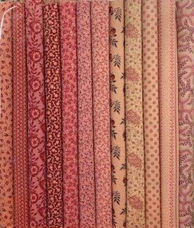 Fabric Sticks 9 X 22 Pink
