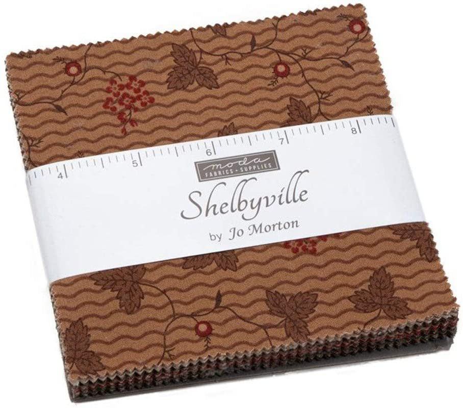 Shelbyville Charm Pack