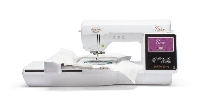 Baby Lock Flare - Embroidery Machine