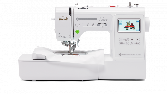 BabyLock Verve - Embroidery & Sewing