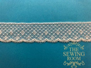 French Champagne Edging -Oval