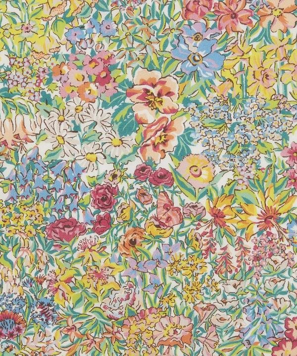 A Castle Garden B Liberty of London Tana Lawn Fabric