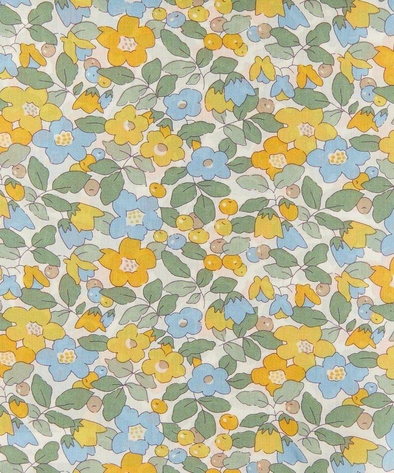 Betsy Berry B Liberty of London Tana Lawn Fabric