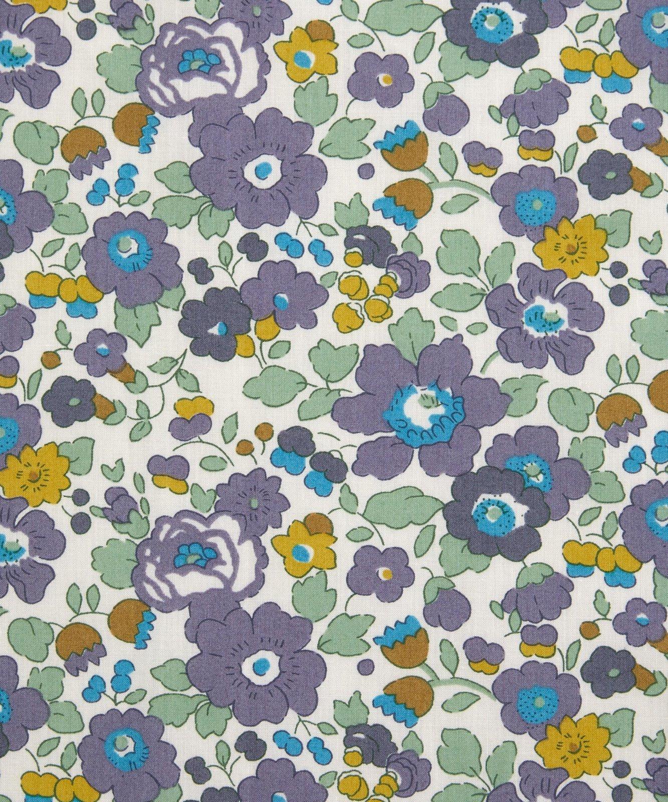 Betsy C Organic Liberty of London Tana Lawn Fabric