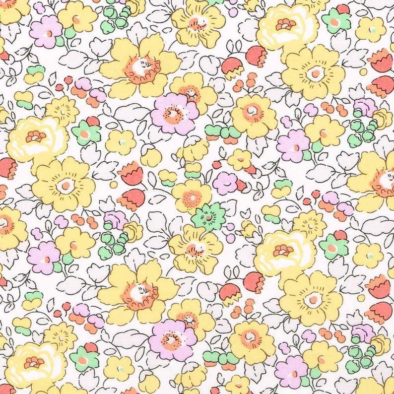 Betsy W Liberty of London Tana Lawn Fabric