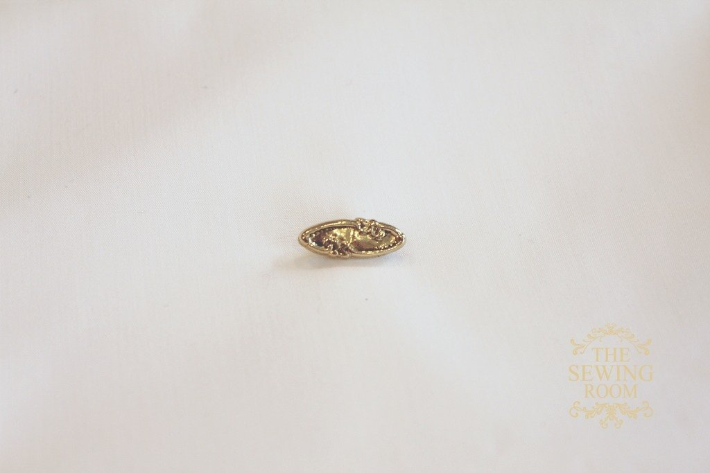 Victorian Gold Beauty Pin