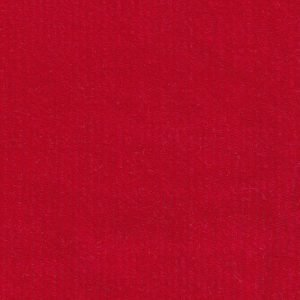 Cardinal Red Corduroy Fabric by Fabric Finders