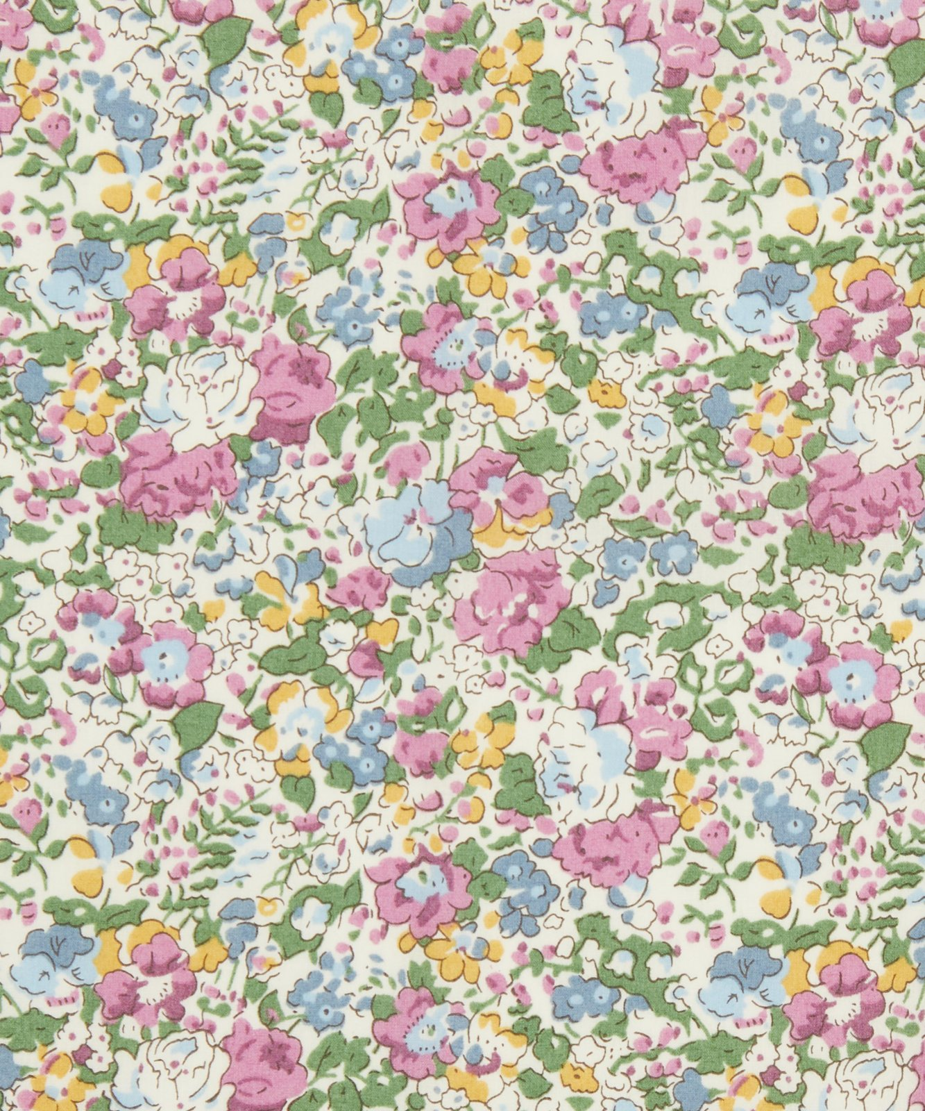 Claire Aude C Organic Liberty of London Tana Lawn Fabric