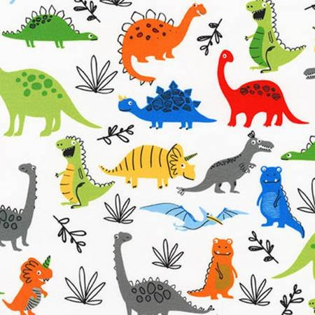 Dinoroar Fabric
