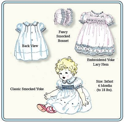 Old Fashioned Baby Dresses