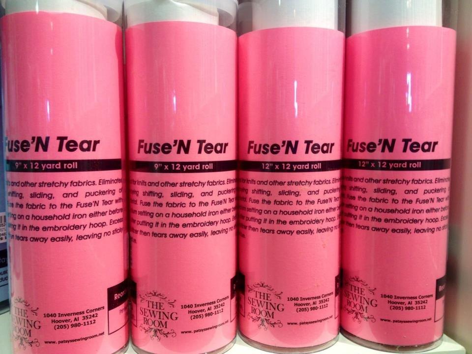 Fuse 'N Tear