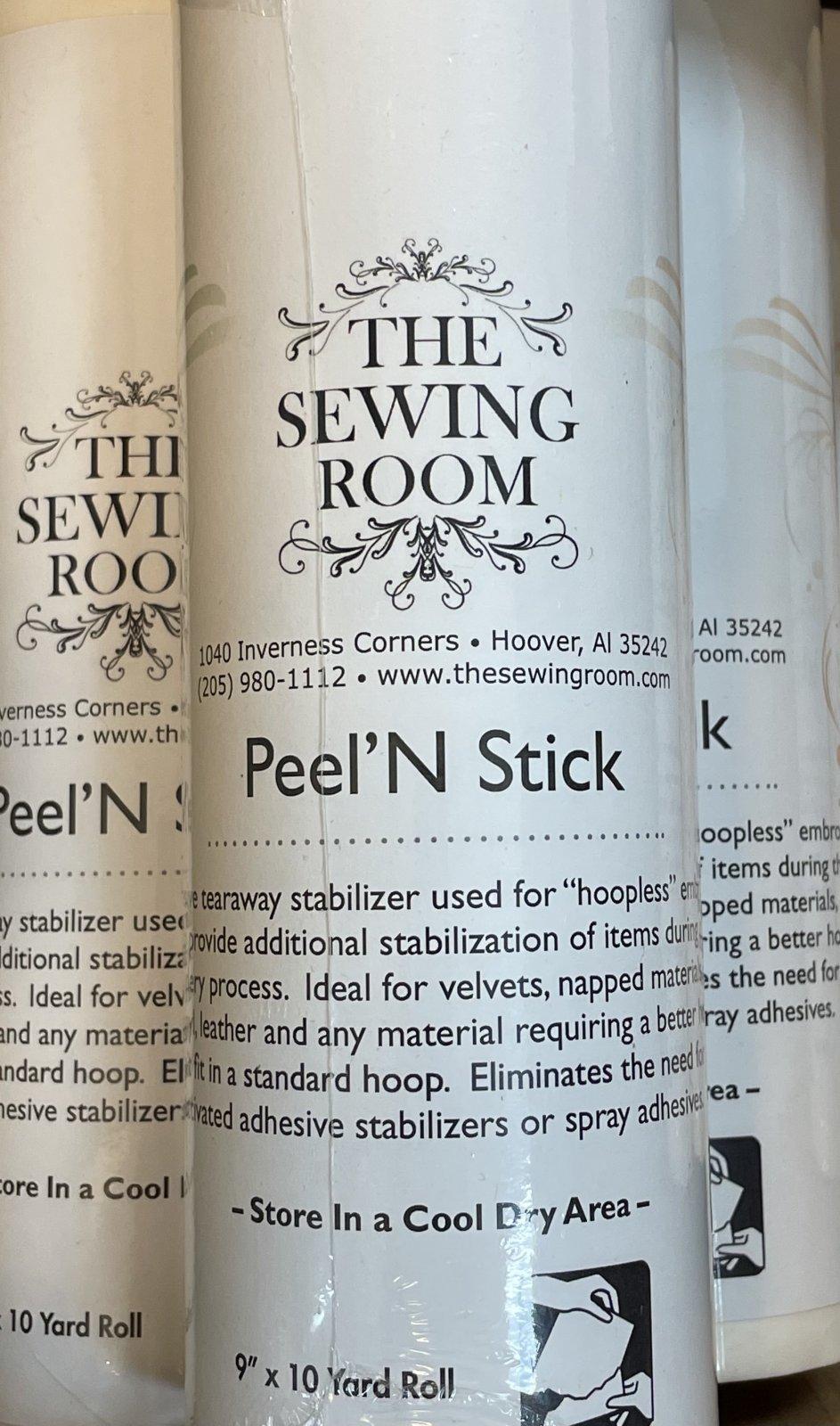 Peel 'N Stick