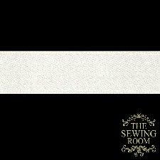 1/4 Ivory Pure Silk Satin Ribbon