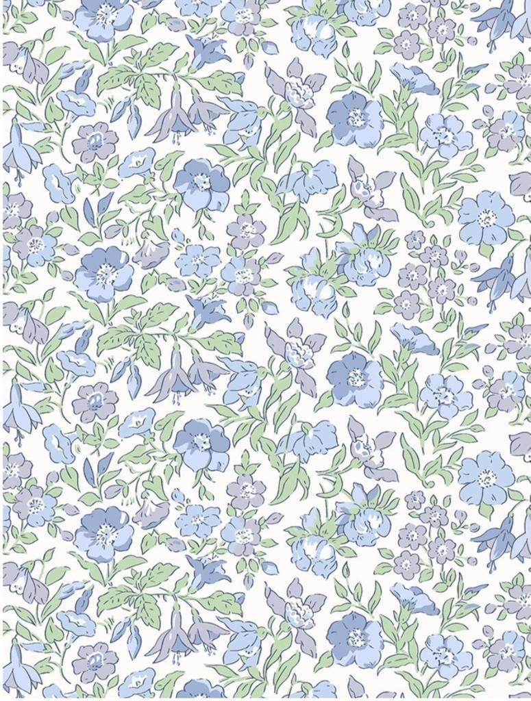 Mamie B Organic Liberty of London Tana Lawn Fabric