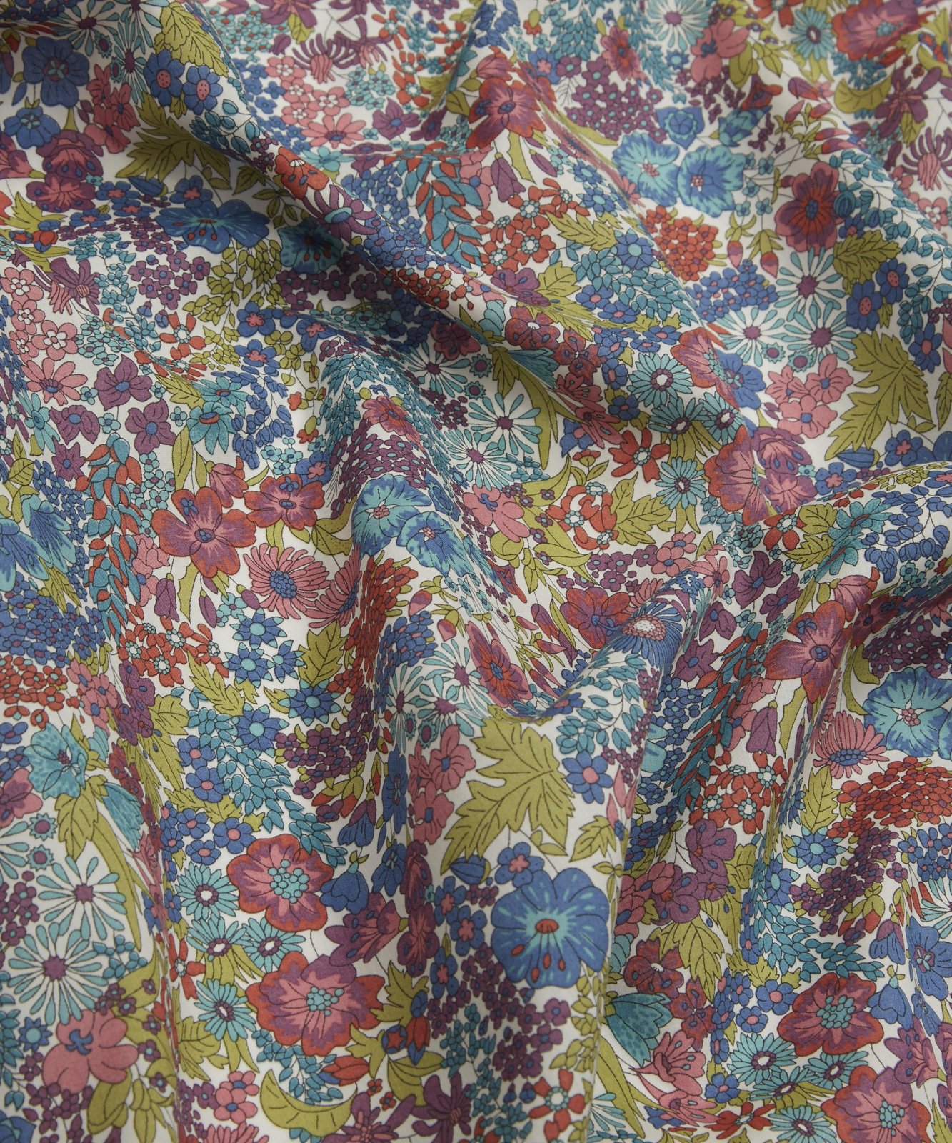 Margaret Annie G Liberty of London Tana Lawn Fabric