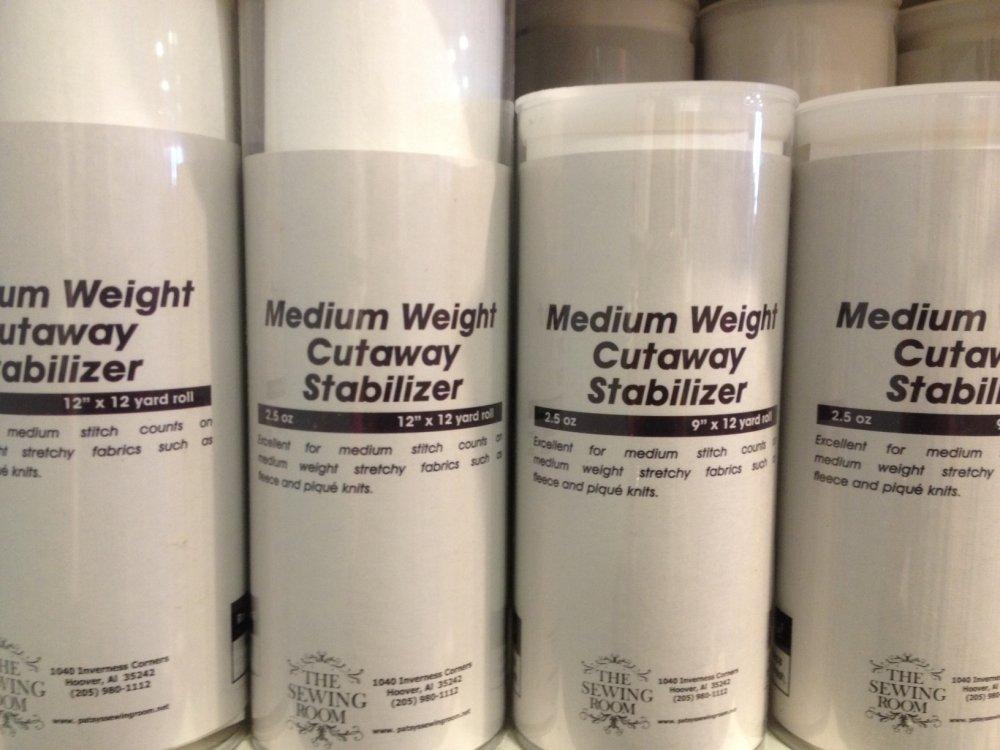 Medium Cutaway
