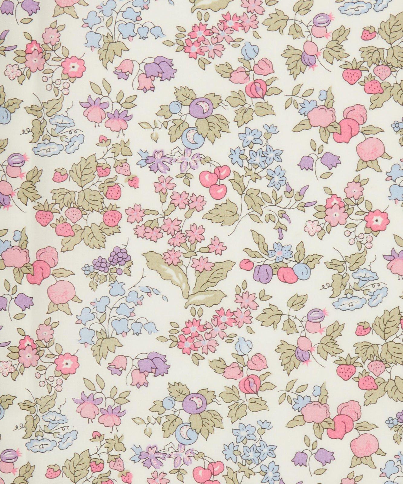 Nancy Ann A Organic Liberty of London Tana Lawn Fabric