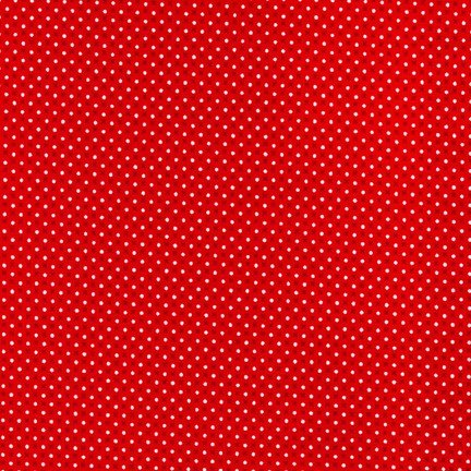 Red Southern Belles Fabric by Robert Kaufman