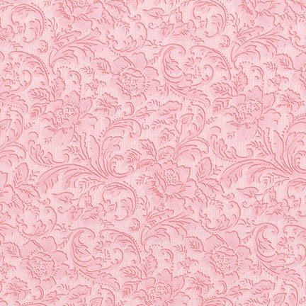 Rose Fabric from Eaton Place Collection by Robert Kaufman