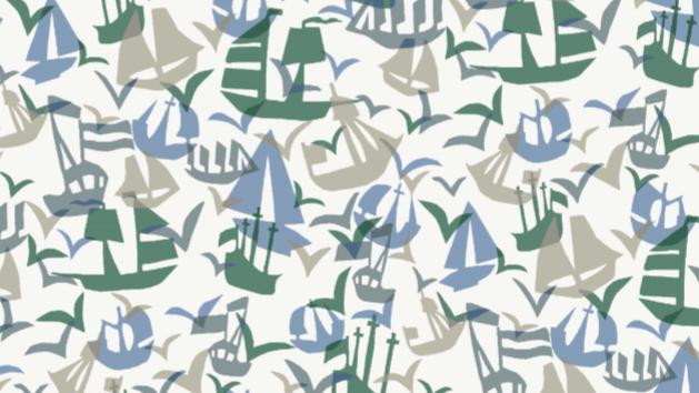 Set Sail A Liberty of London Tana Lawn Fabric