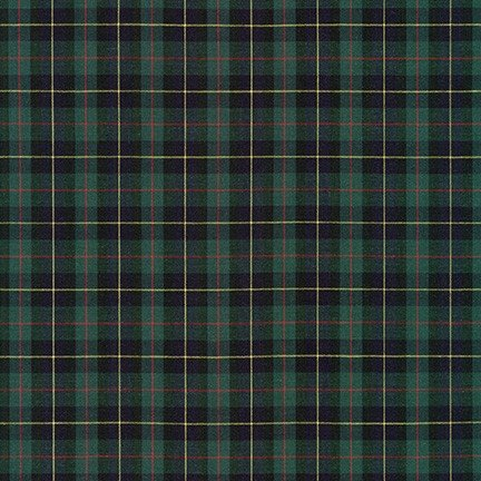 Hunter by Sevenberry Classic Plaids Fabric