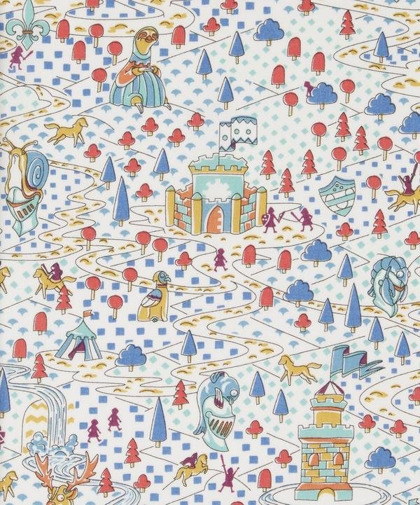 Sir Peter A Liberty of London Tana Lawn Fabric