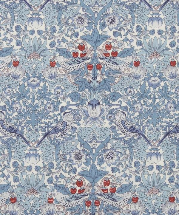 Strawberry Thief Spring Liberty of London Tana Lawn Fabric