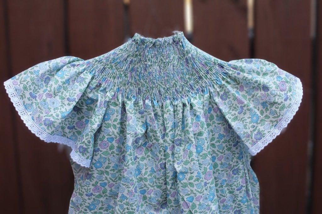 Bishop Kit in Vita B  Liberty of London Tana Lawn Fabric