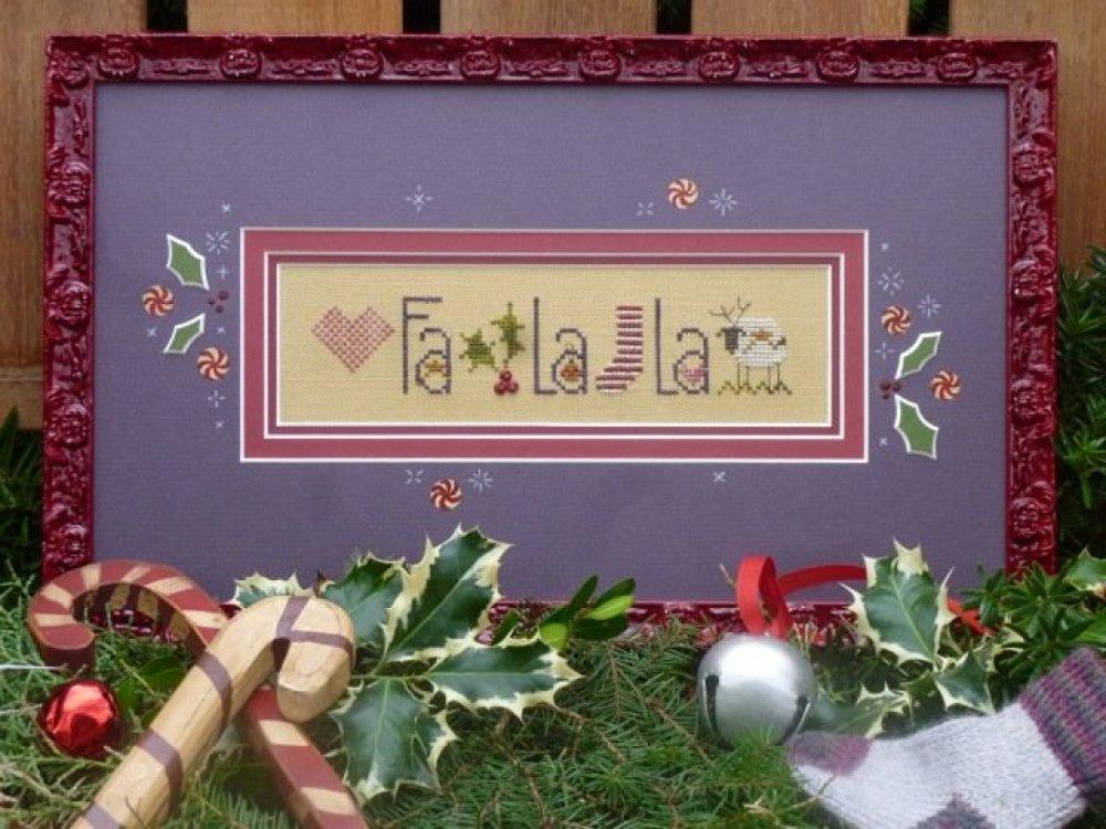 Christmas Wishes - Fa La La -Kit