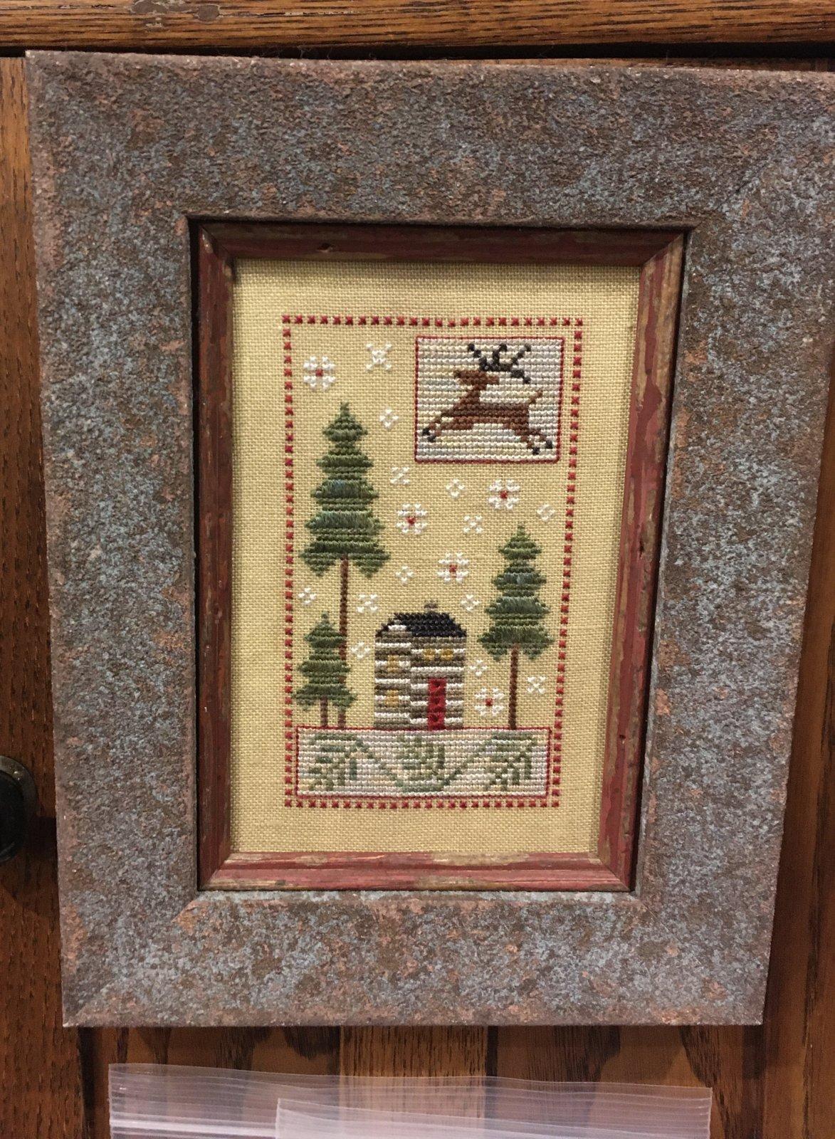 Christmas Cabin kit