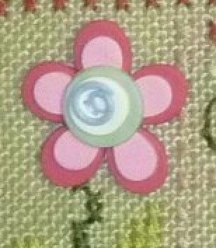 Flower Power Button