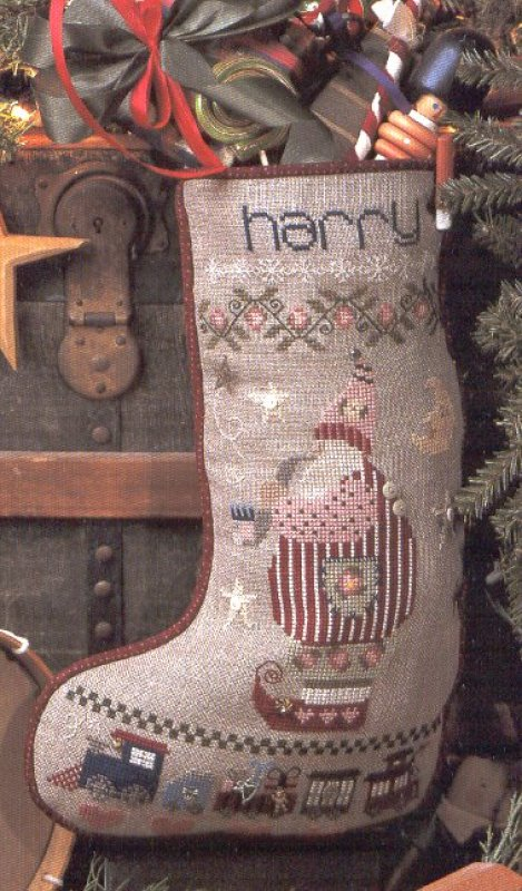 Harry's Stocking