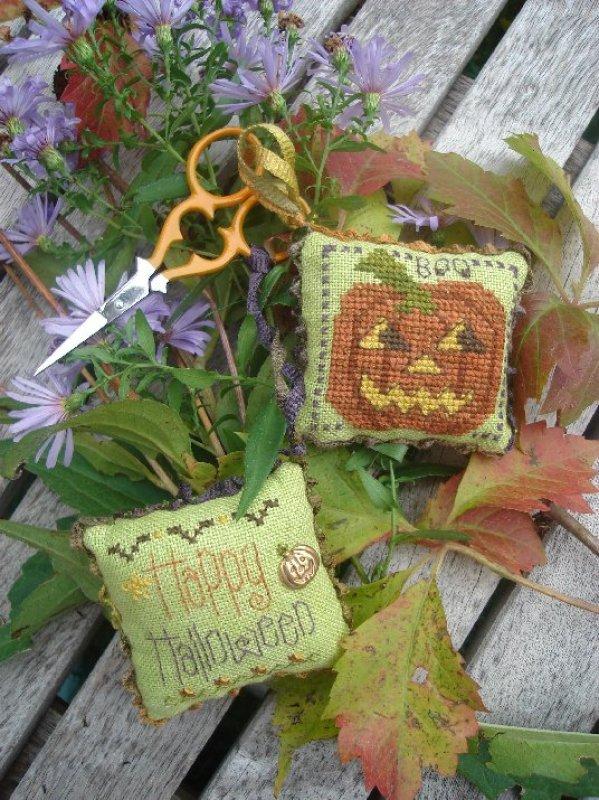 Happy Pumpkin Fob