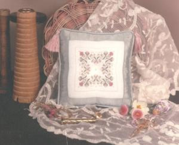 Elizabethan Pincushion