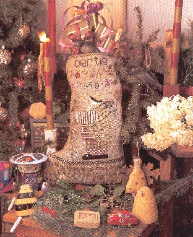 Bertie's Stocking
