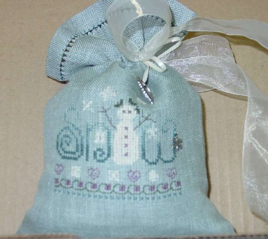 Snow Treat Bag