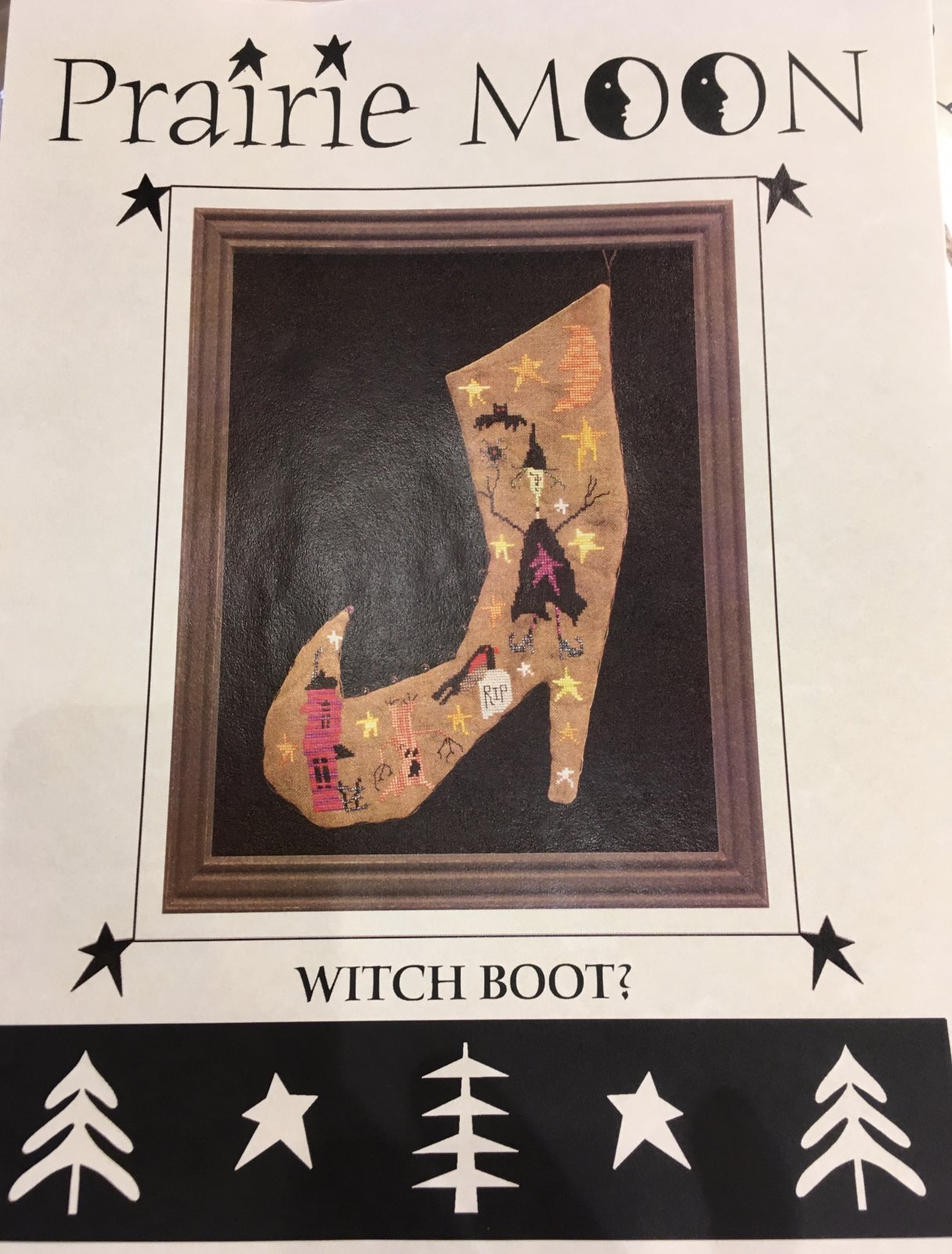 Witch Boot