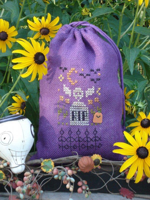RIP Burlap Bag Kit