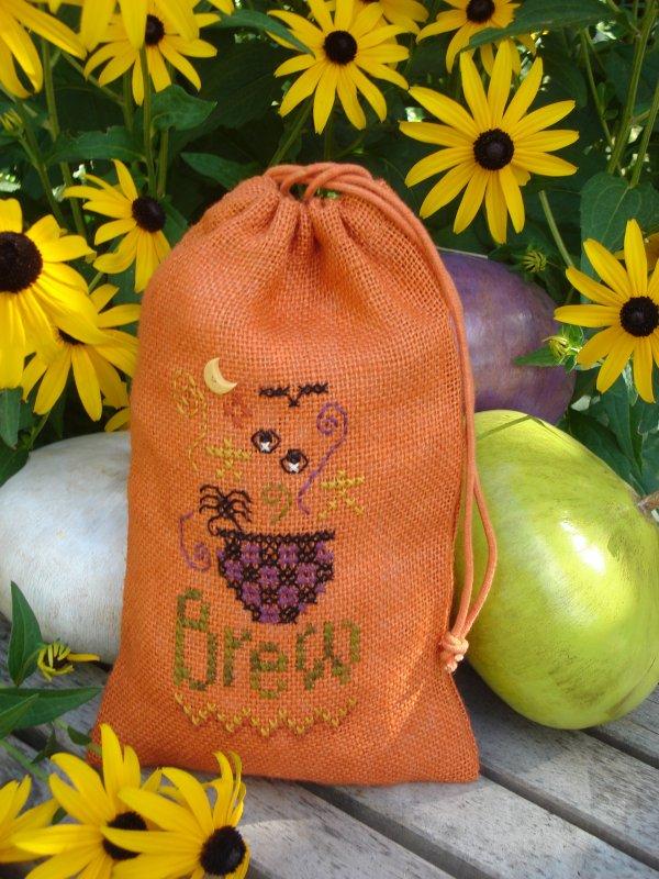 Brew Burlap Bag Kit