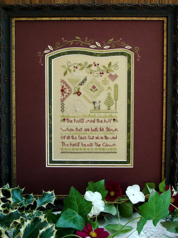 Holly and Ivy Sampler Kit
