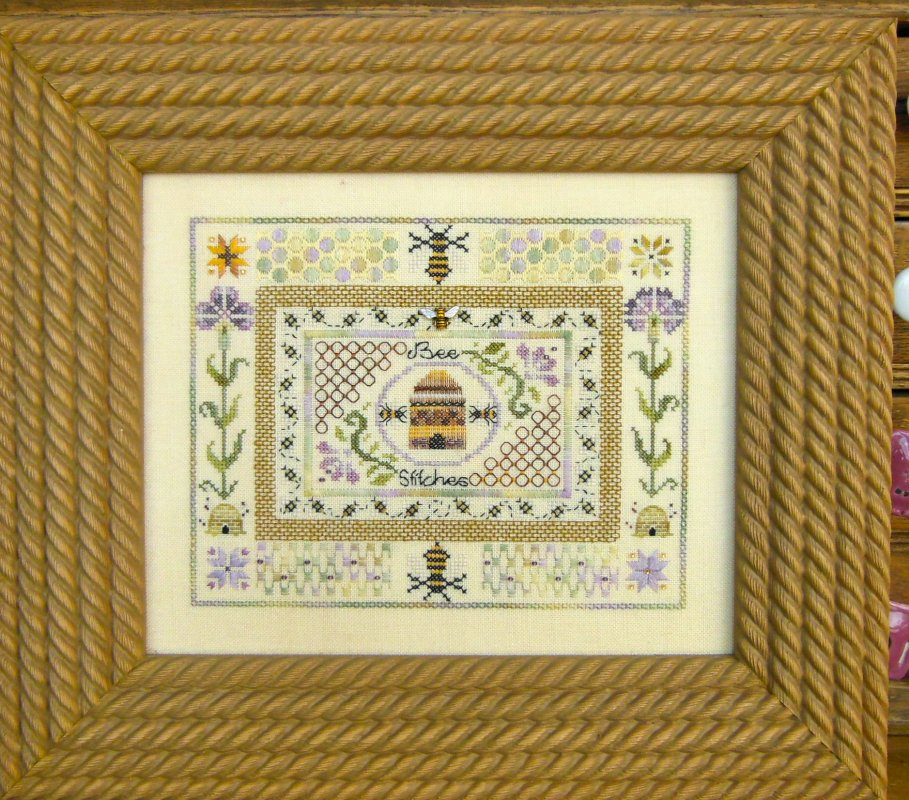 Bee Stitches