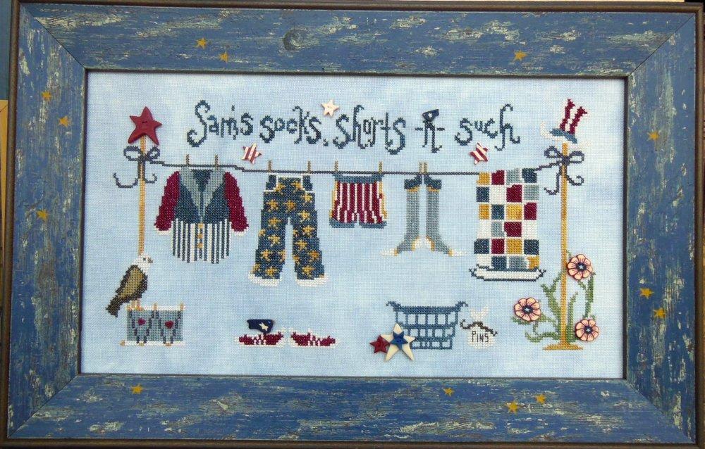 Sams Socks Shorts - n-Such