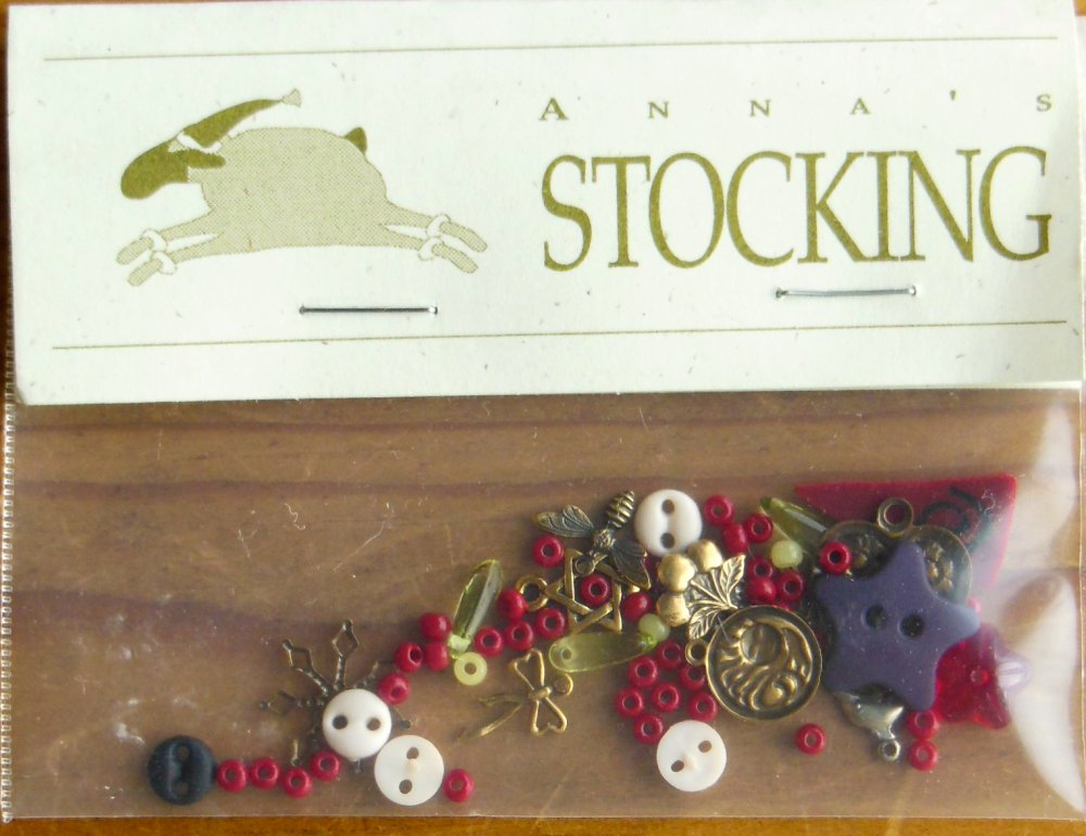 Anna's Stocking Charms