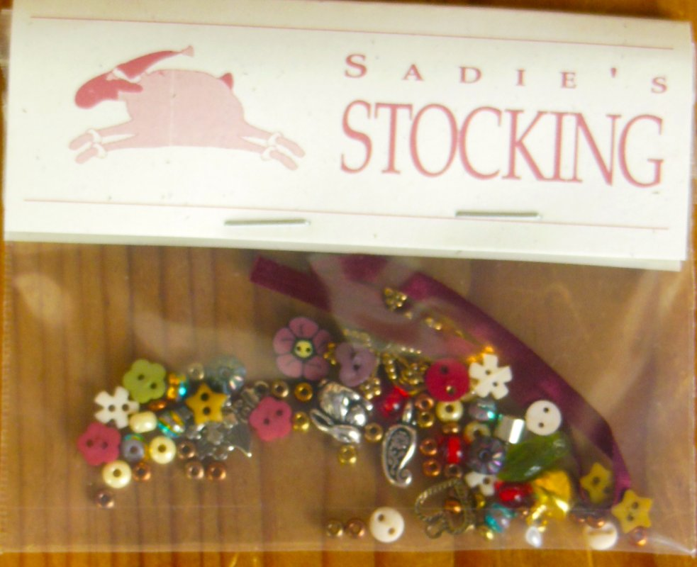 Sadie's Stocking Charms