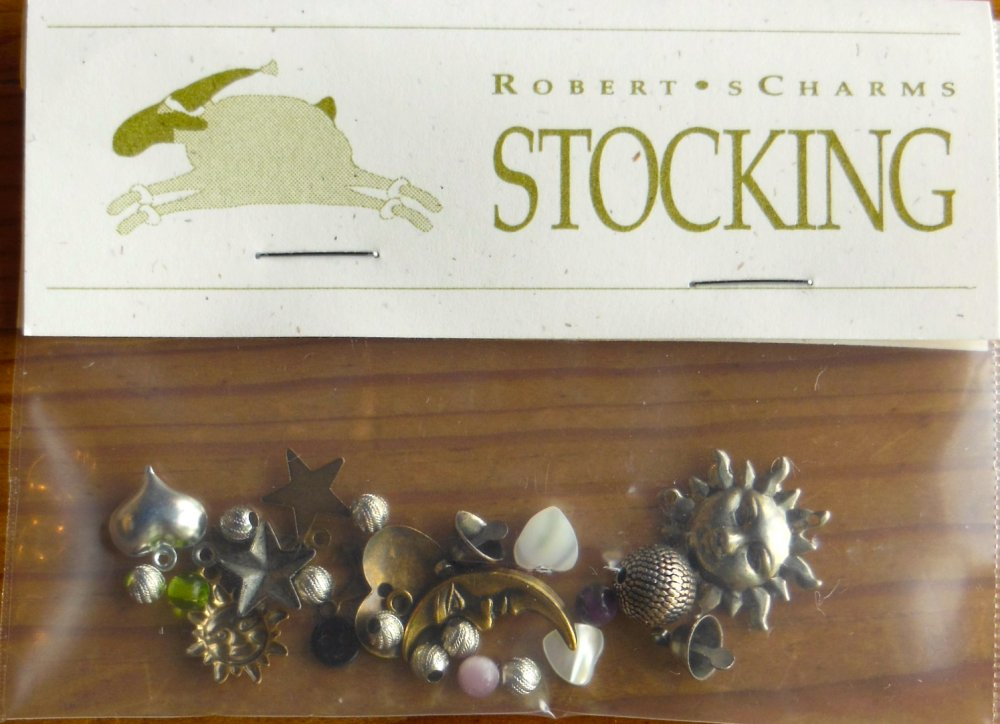 Robert's Stocking Charms