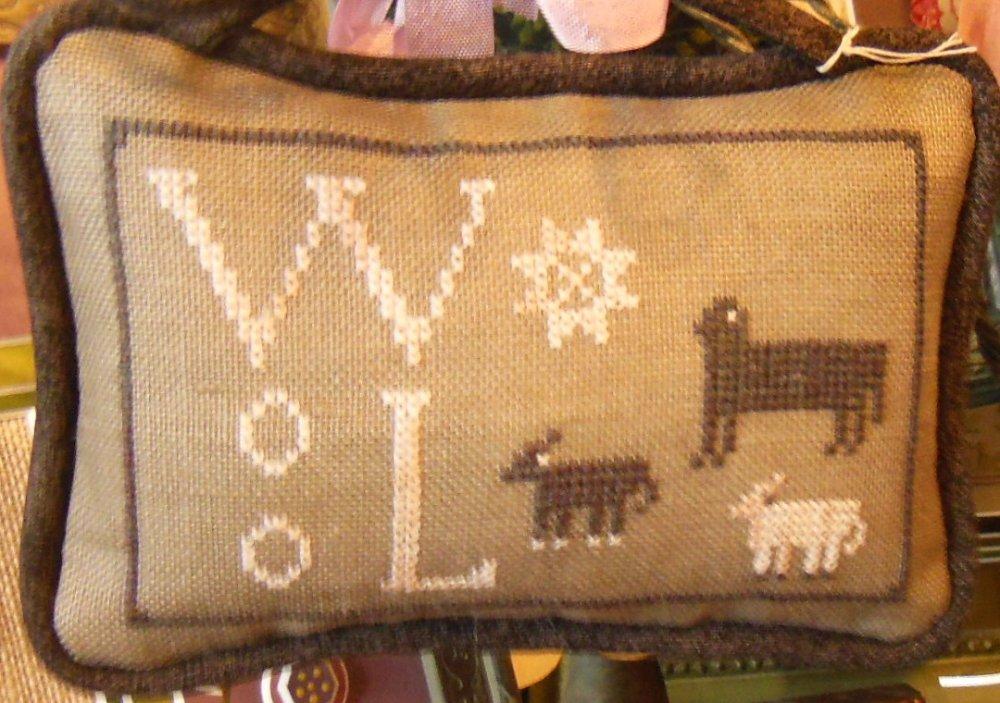 Wool Pinkeeps