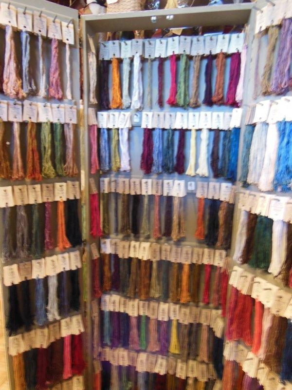 Sampler Threads