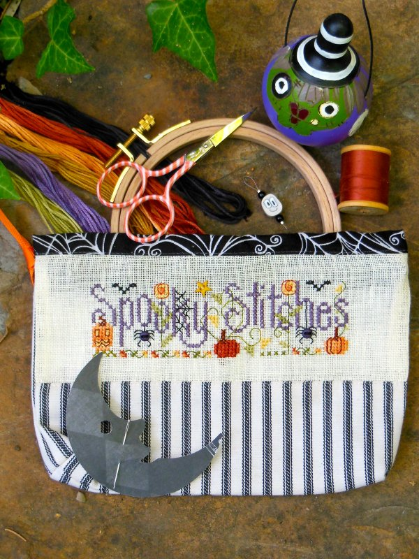 Spooky Stitches Bag